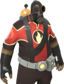 Painted Crusader's Getup F0E68C.png