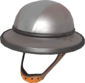 Painted Trencher's Topper 7E7E7E.png