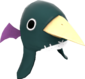 Painted Prinny Hat 2F4F4F.png