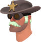 Painted Sheriff's Stetson BCDDB3.png