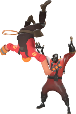 Flippin' Awesome - Official TF2 Wiki | Official Team Fortress Wiki