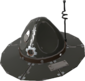 Painted Full Metal Drill Hat 2D2D24.png