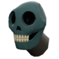 Painted Head of the Dead 2F4F4F Plain.png