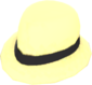 Painted Flipped Trilby F0E68C.png