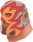 Painted Large Luchadore A89A8C El Picante Grande.png