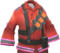 Painted Trickster's Turnout Gear FF69B4.png