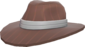 Painted A Hat to Kill For E6E6E6.png