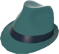 Painted Fancy Fedora 2F4F4F.png