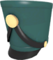 Painted Stout Shako 2F4F4F.png