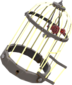 Painted Bolted Birdcage F0E68C.png