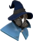 Painted Seared Sorcerer 18233D Hat and Cape Only.png