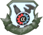 Painted Tournament Medal - Team Fortress Competitive League 424F3B.png