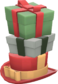 Painted Towering Pile Of Presents 424F3B.png