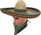 Painted Wide-Brimmed Bandito 424F3B.png