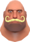 Painted Mustachioed Mann F0E68C Style 2.png