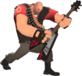 Heavy Shred Alert taunt.png