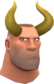 Painted Horrible Horns E7B53B Soldier.png