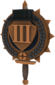 Painted Tournament Medal - Chapelaria Highlander 384248 Third Place.png