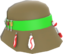 Painted Bloke's Bucket Hat 32CD32.png