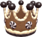 Painted Candy Crown 3B1F23.png