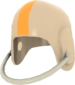 Painted Football Helmet C5AF91.png