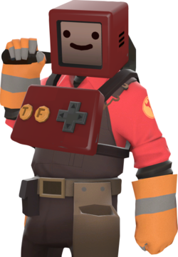 Beep Man - Official TF2 Wiki | Official Team Fortress Wiki
