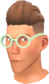 Painted Millennial Mercenary BCDDB3 2Much2Fort! (paint glasses).png