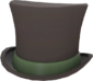 Painted Scotsman's Stove Pipe 424F3B.png