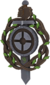 Painted Tournament Medal - Chapelaria Highlander 729E42 Participant.png