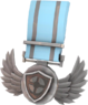 BLU Tournament Medal - CustomLander TF2 Participant Medal.png