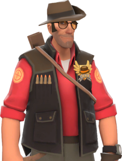 013c3040a8 Jaunty Globetrotter - Official TF2 Wiki | Official Team Fortress Wiki