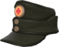 Painted Medic's Mountain Cap 2D2D24.png