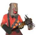 pyro - Tf2 Halloween Masks