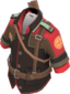 Painted Poacher's Safari Jacket BCDDB3.png
