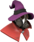 Painted Seared Sorcerer 7D4071 Hat and Cape Only.png