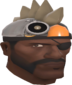 Painted Robot Chicken Hat 7C6C57.png