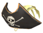 Painted Buccaneer's Bicorne F0E68C.png