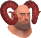 Painted Horrible Horns B8383B Heavy.png
