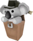 Painted Koala Compact 2D2D24.png