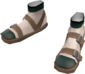 Painted Lonesome Loafers 2F4F4F.png