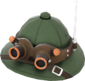 Painted Lord Cockswain's Pith Helmet 424F3B.png