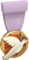 Painted Tournament Medal - Heals for Reals D8BED8 Donor Medal.png