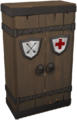 Medieval resupply locker closed.png