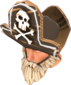 Painted Captain Cardbeard Cutthroat C5AF91.png