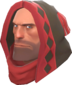 RED Cool Capuchon Paint Scarf.png