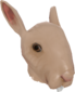 Painted Horrific Head of Hare A57545.png