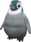Painted Pebbles the Penguin 2F4F4F.png