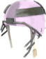 Painted Helmet Without a Home D8BED8.png