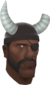 Painted Horrible Horns E6E6E6 Demoman.png