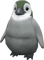 Painted Pebbles the Penguin 424F3B.png